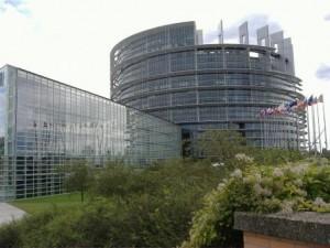 Parlement Européen  à Strasbourg 01
