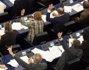 Parlement Européen détail députés à Strasbourg