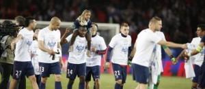 Rennes bat le PSG 2 à 1 -02