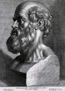 Hippocrate de Cos 460 av JC - 370 av JC
