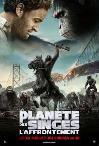 La planète des singes - l'Affrontement 01 bis