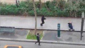 attaque du policier