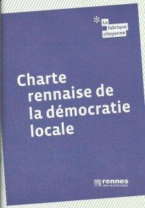 Charte rennaise de la démocratie locale
