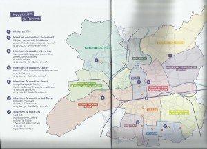 12 quartiers 6 conseils de quartier