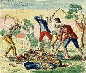 19 juin1790 suppression de la noblesse héréditaire et des titres honorifiques