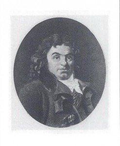 Portrait de Nicolas MAURE