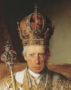 Kaiser Fraçois II de 1804 à 1806 François II empereur des Romains puis à partir du 11 août 1804 François Ier d'Autriche