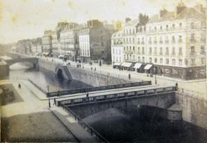 Pont de Berlin en 1900  01