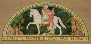 St Martin Abbaye de Beuron en Allemagne