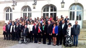 équipe de johanna ROLLAND maire de Nantes