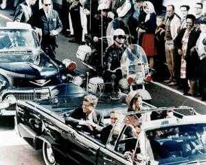 Kennedy à Dallas en 1963