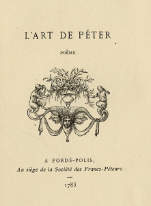 L'art Poétque pamphlet 02