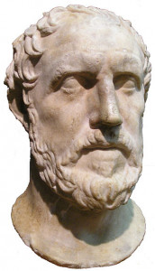 Thucydides-465-367 av JC